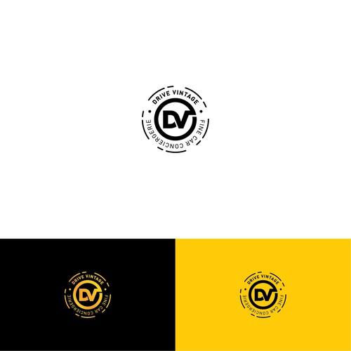Logo Design for Vintage Car Users