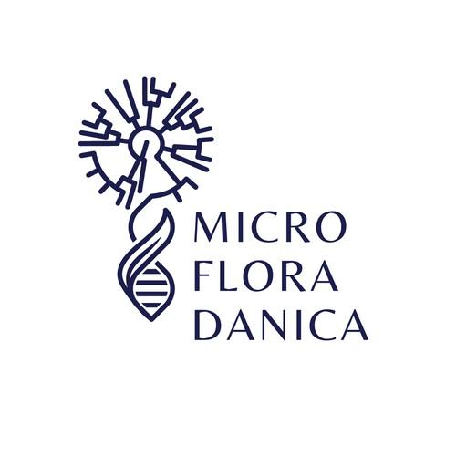 Micro Flora Danica Logo