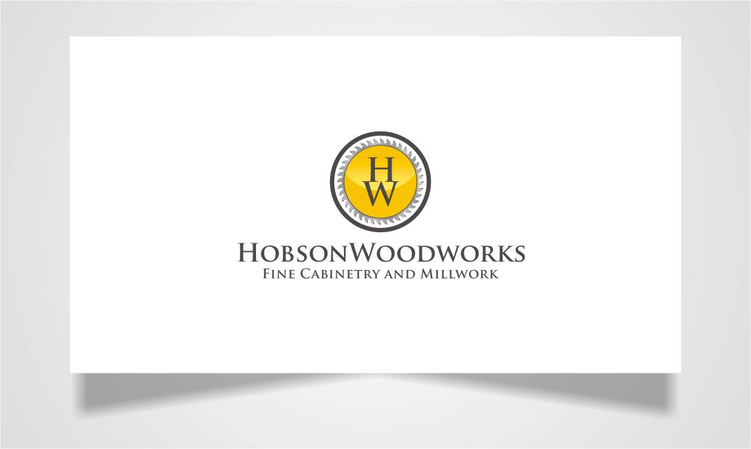 logo for Hobson Woodworks
