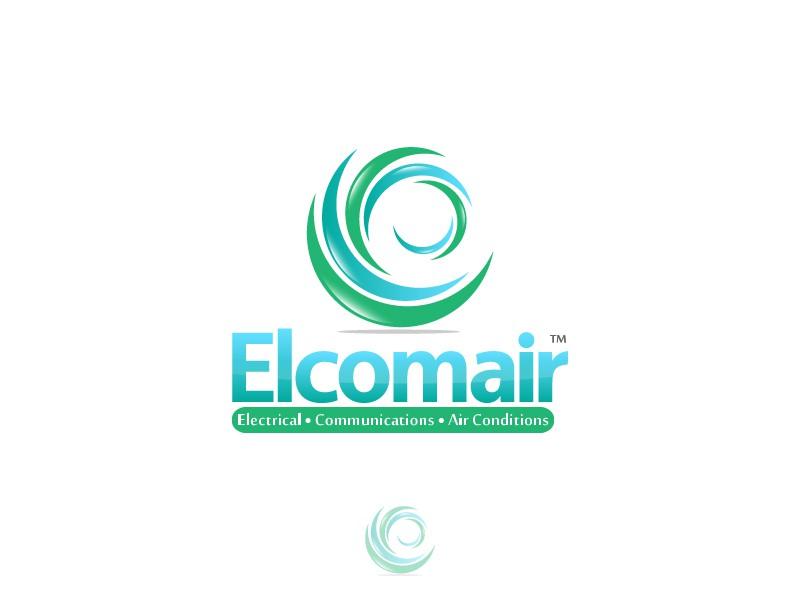 Create the next logo for Elcomair Pty Ltd