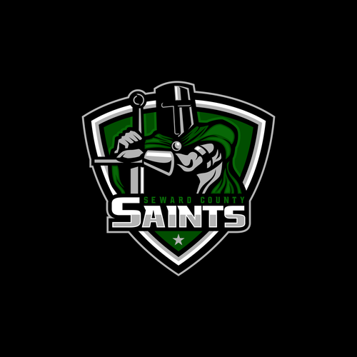 Sport logo for  Seward County Saints