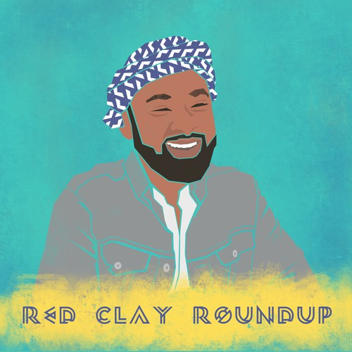 Red Clay Roundup - Podcast Logo