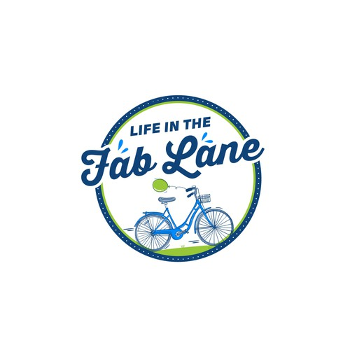Energetic logo for Fab Lane