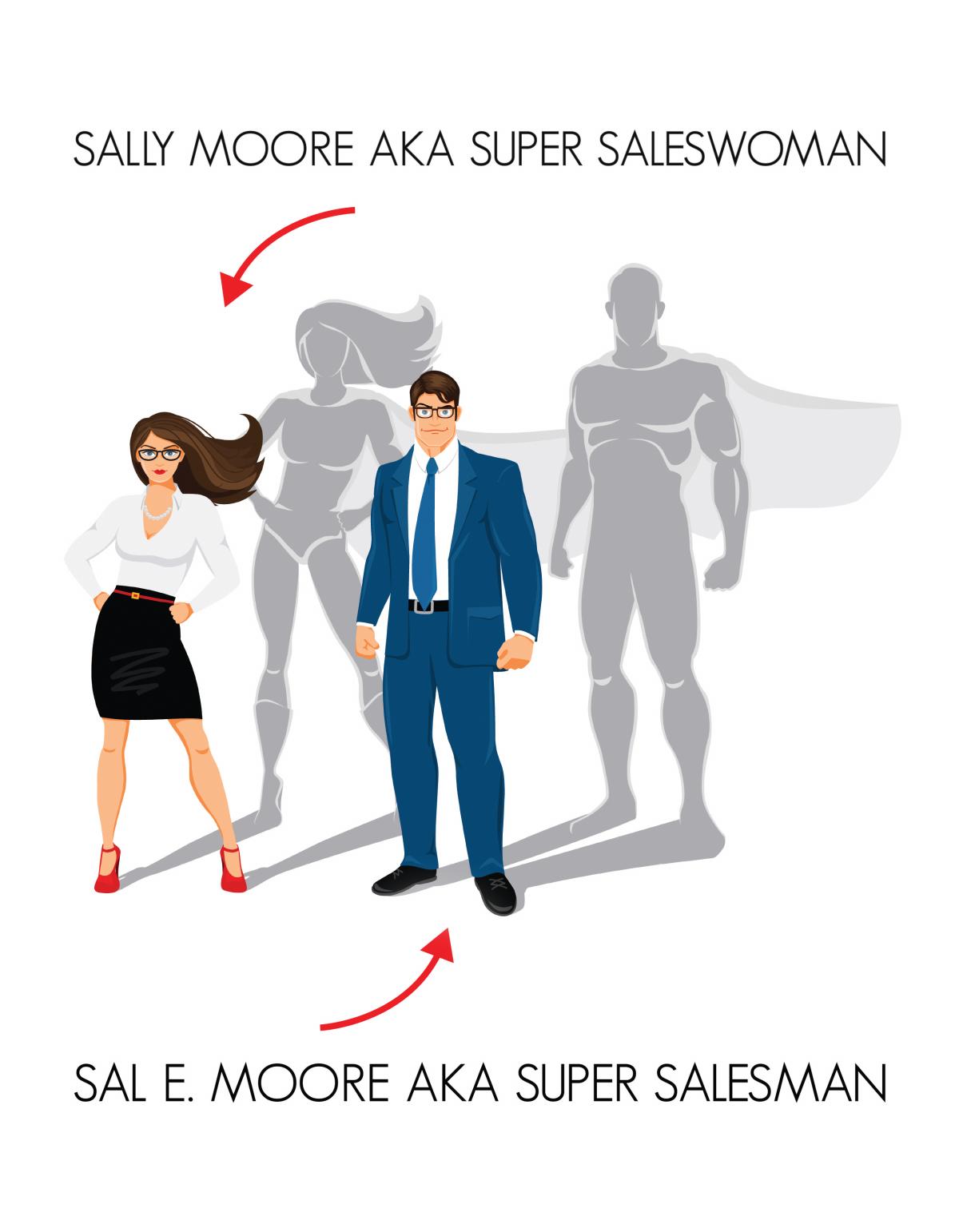 Super Salesman / Super SalesWoman