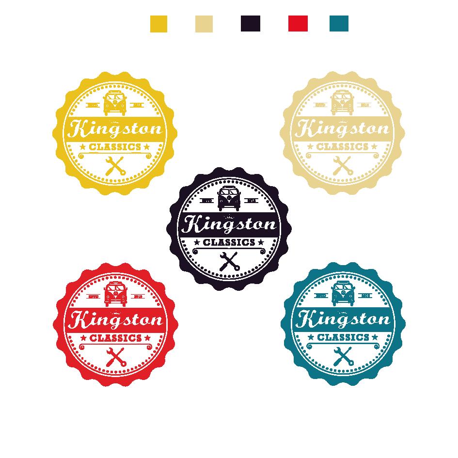 Kingston Classics Logo