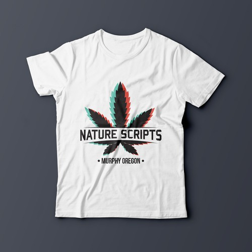 Medical Marijuana T shirt design