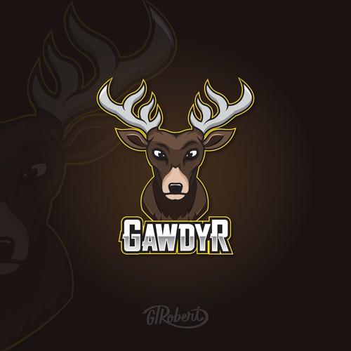 Gawdyr logo design