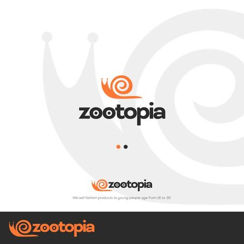 Design a logo for a fashion brand series