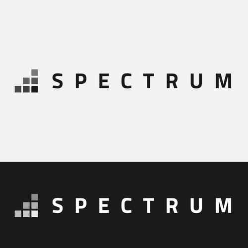 Minimalistic Logo - Spectrum