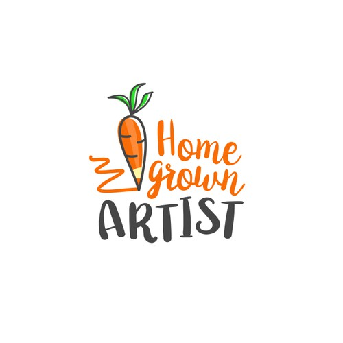 Logo for Kids' Art Supplies