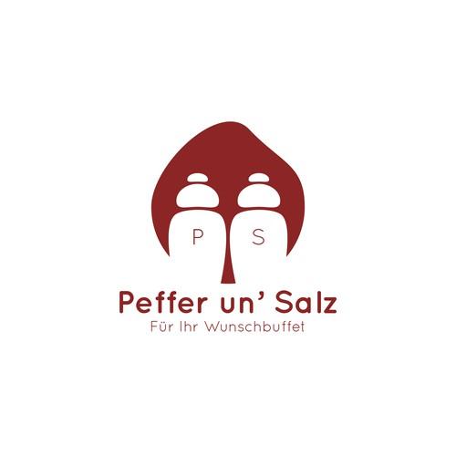 Peffer un Salz Minimal Logo
