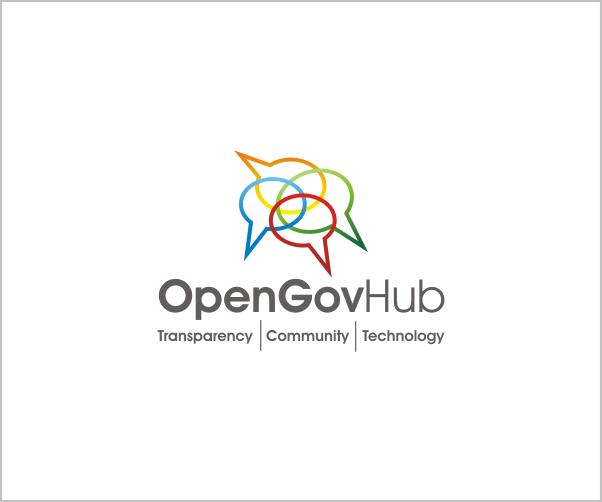 Create the next logo for OpenGov Hub