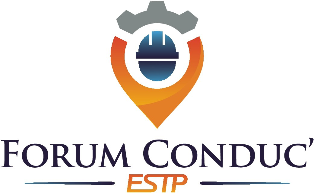 Logo for the FORUM CONDUC' ESTP