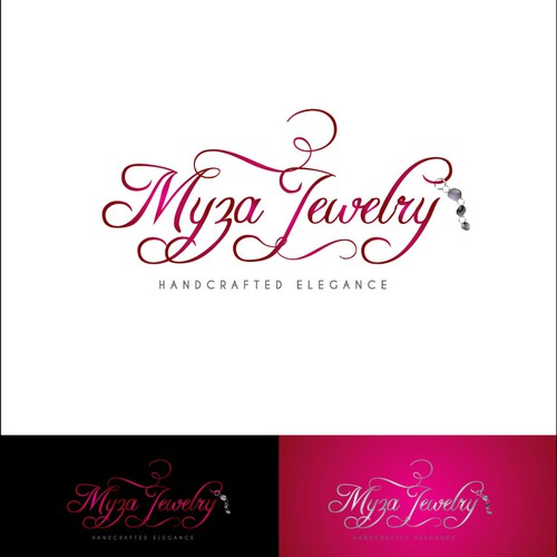 Seeking SWEET New logo for Myza Jewelry
