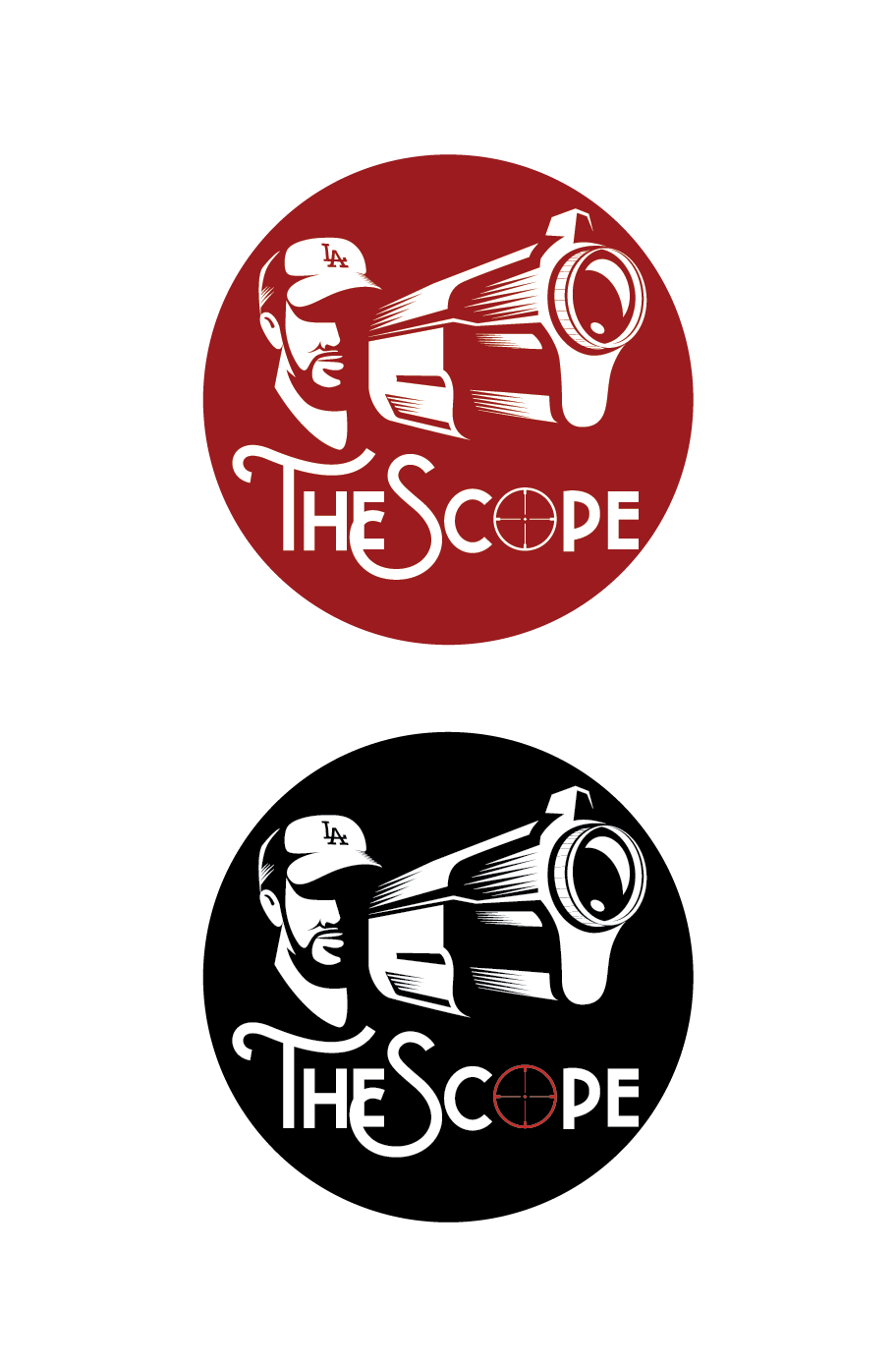 Logo design for upcoming production company