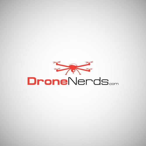 Create a eye catching logo for a Drone E-Commerce company.