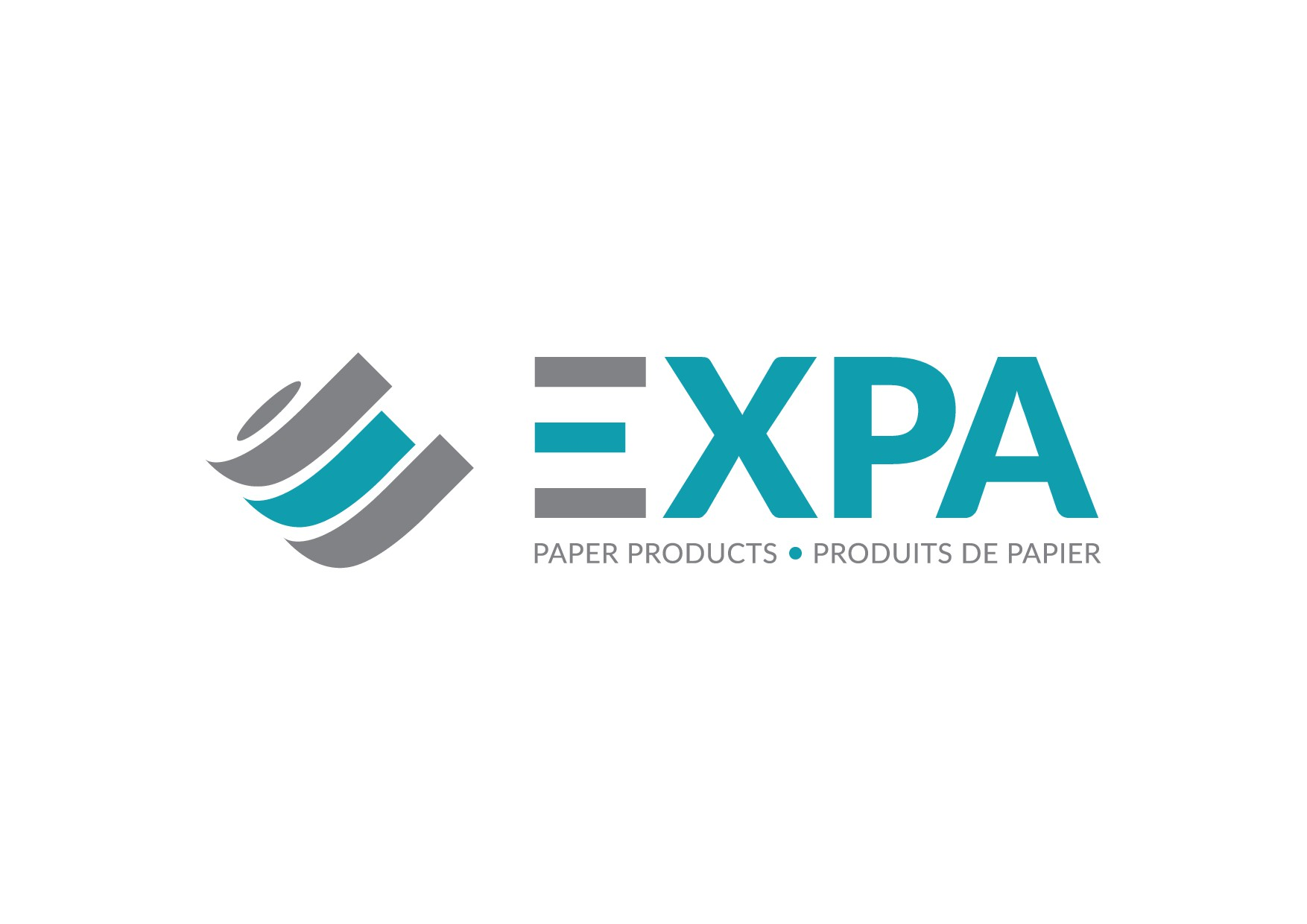 Design and contemporary new logo for Expa Paper Products