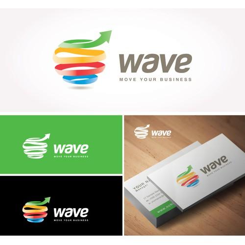 Crea il prossimo logo per wave