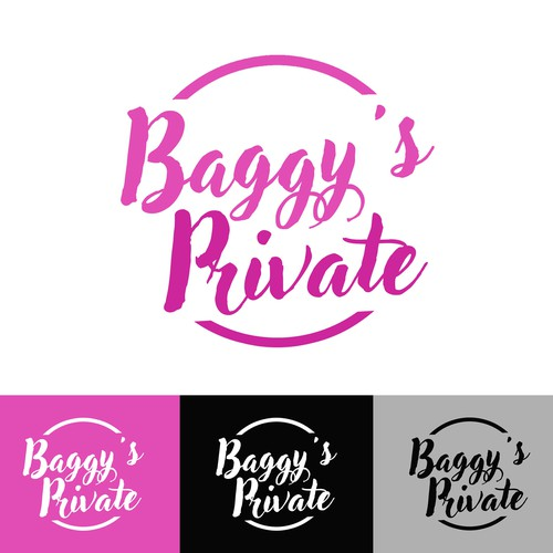 Logo Design for Baggy's Private