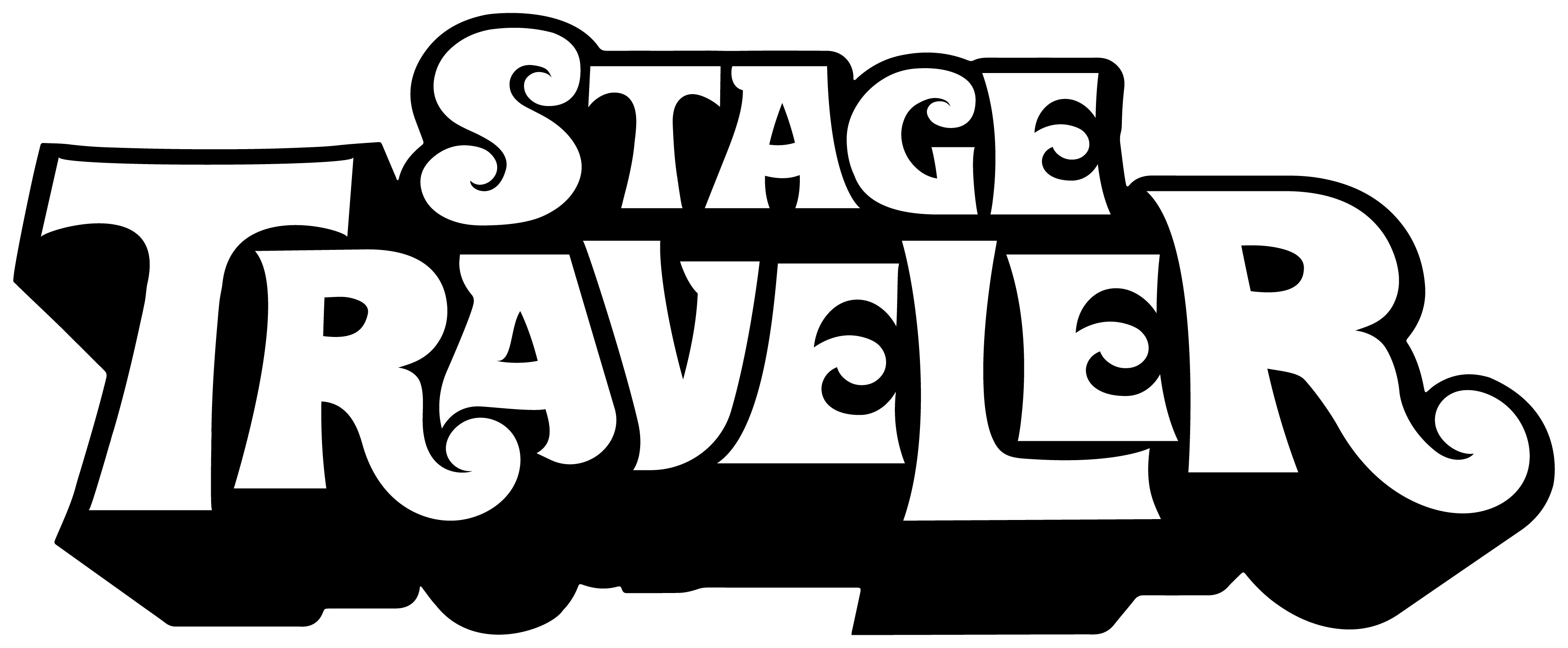 Design fun & memorable LOGO for a travel & music show.. StageTraveler