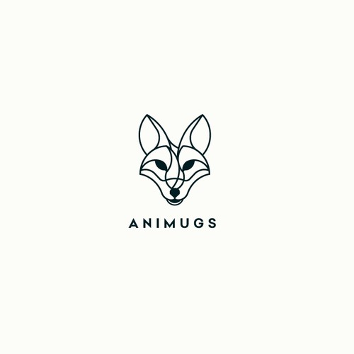 Logo for mug design company - animal theme