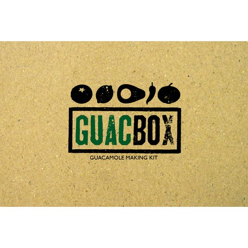 Help iGuac or GuacBox with a new logo
