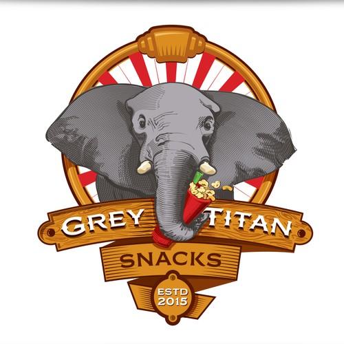 Grey Titan logo