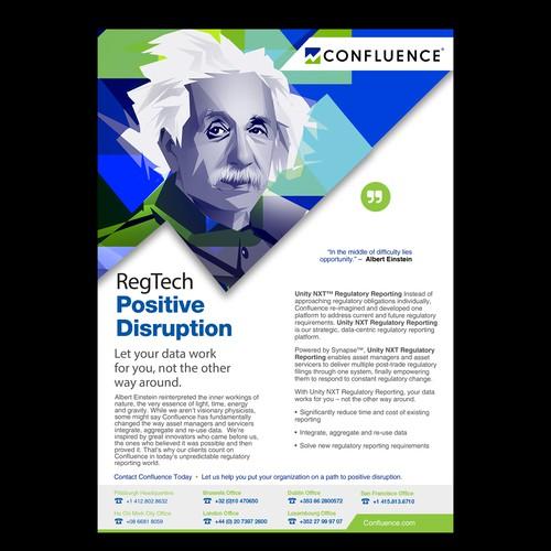 PRINT AD for regulatory reporting software