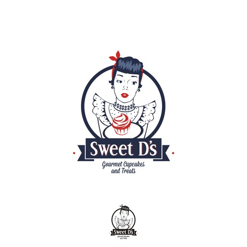 New logo wanted for Sweet D's