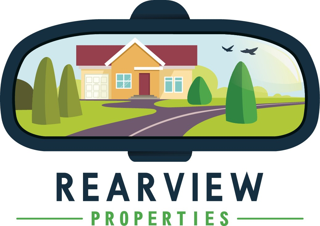 Simple and inviting real estate logo