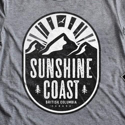 Sunshine Coast t-shirt
