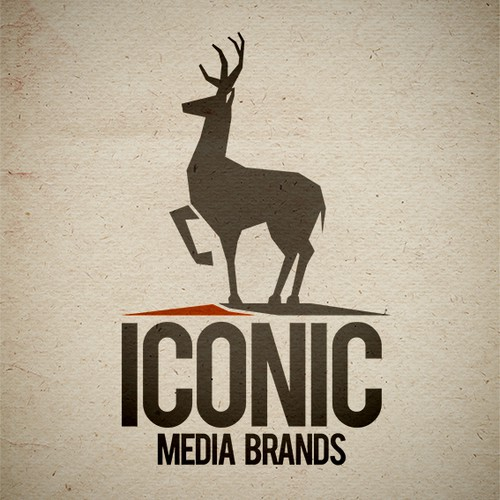 logo for Iconic Media Brands