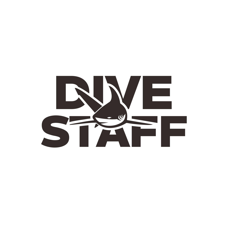 Dive Staff T-Shirt Design