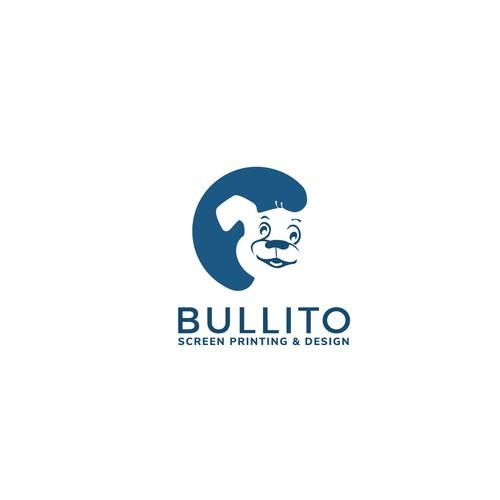 Funny dog logo :)
