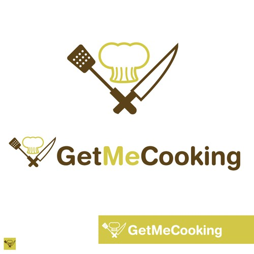Create the next logo for GetMeCooking