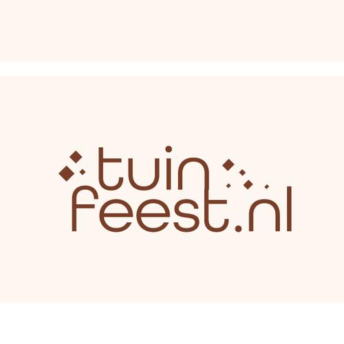 Logo Design - Tuinfeest