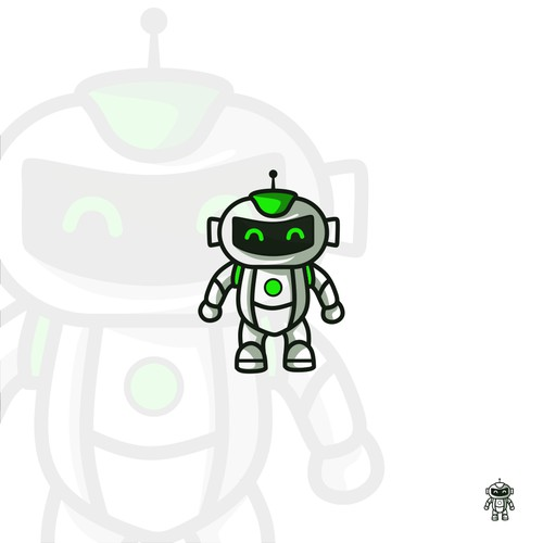 Mascot Logo for BeaversBots