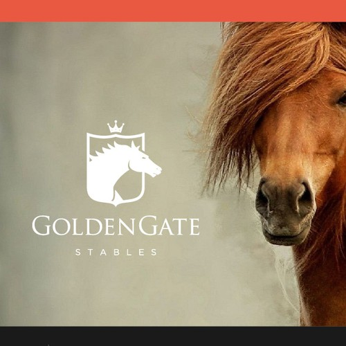 Help Golden Gate Stables with a new logo