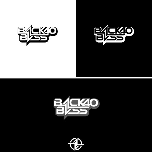 Back 40 Bass logo