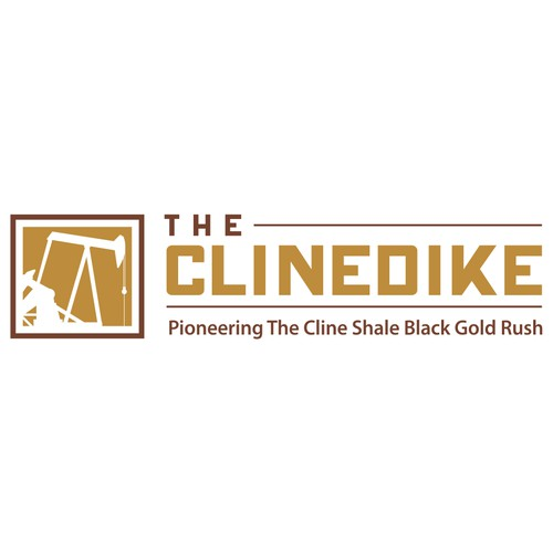 "logo design for Oil and Gas Boom - ""TheClinedike"""