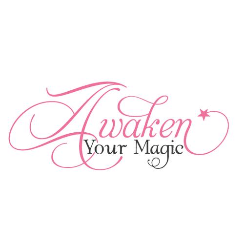 Create a classic logo for life-changing Awaken Your Magic Coaching Program