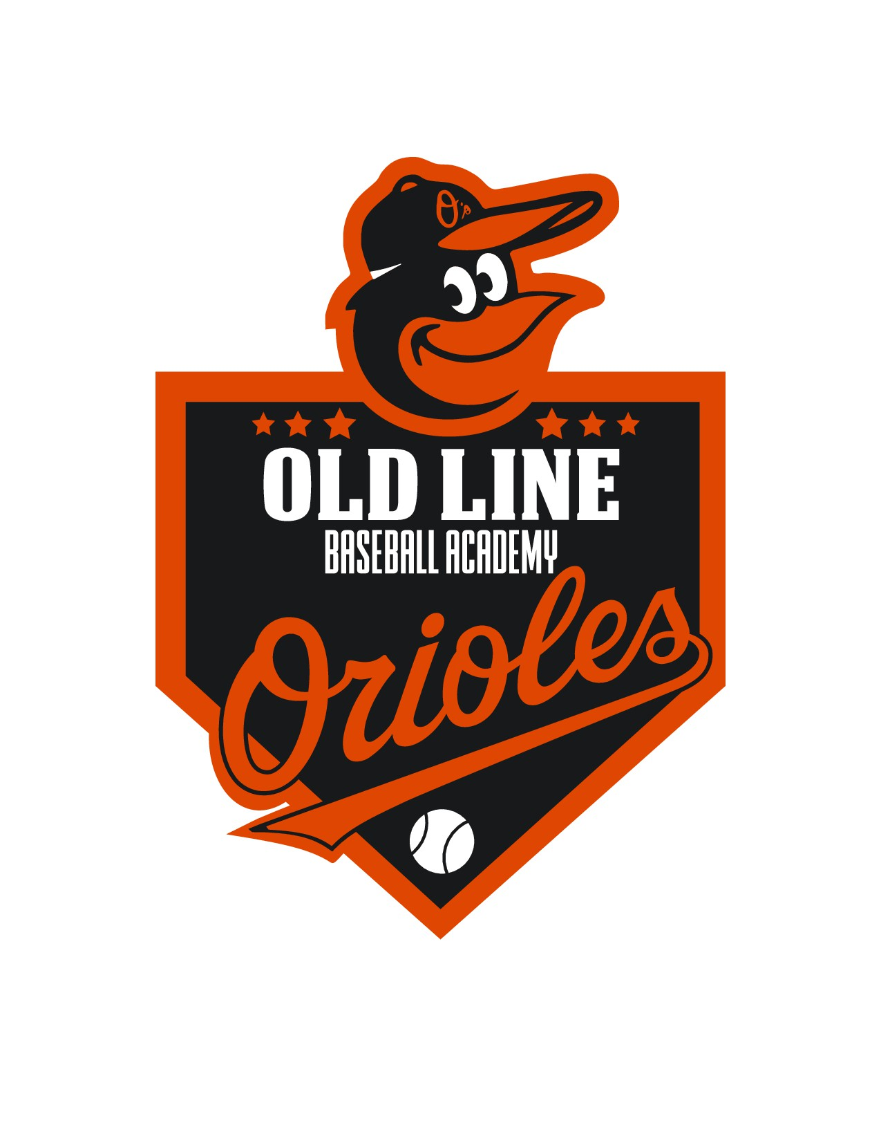 Orioles Youth Baseball Academy needs a start up logo and site