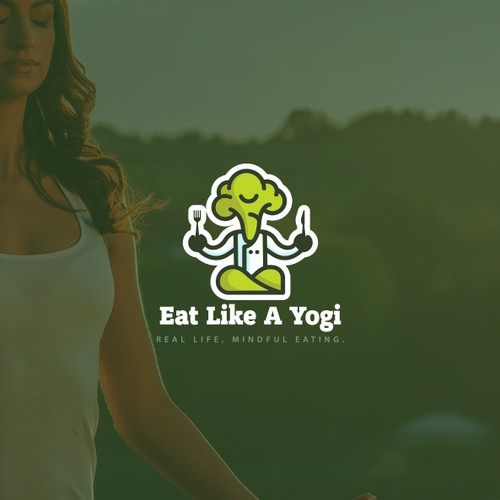 Eat like a Yogi Logo