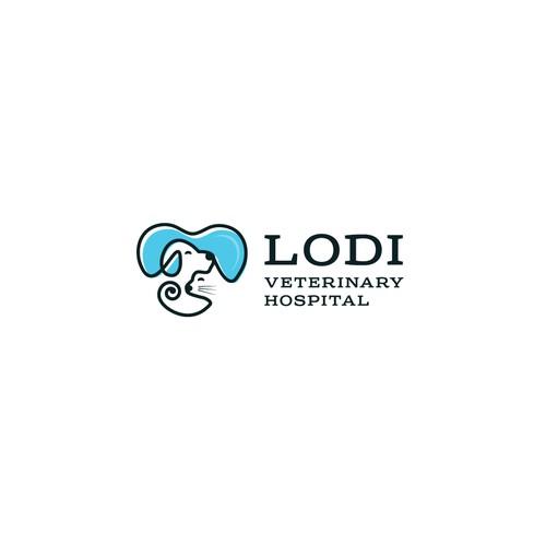 Lodi Veterinary Hospital Logo