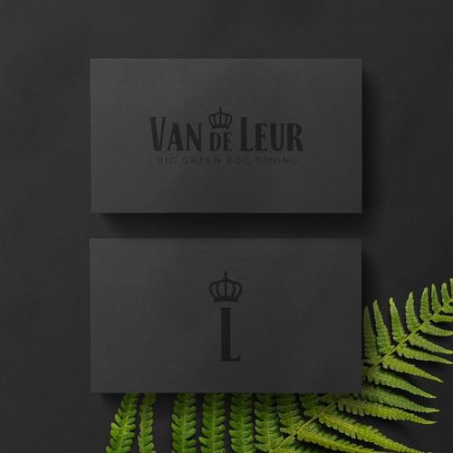Van de Leur Logo Design