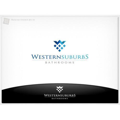 Western Suburbs Bathrooms needs a new logo