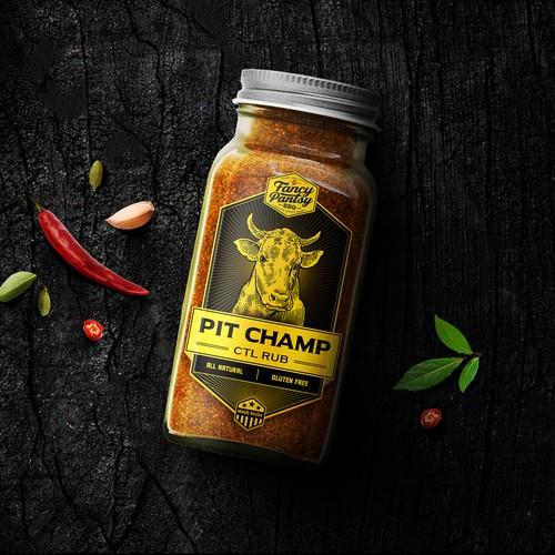 Pit Champ BBQ Rubs