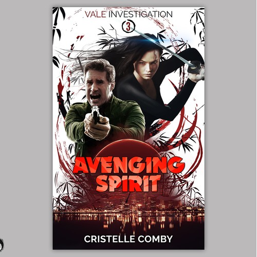 Avenging Spirit ebook cover