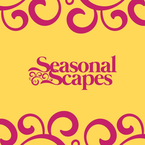 Seasonal Scapes Logo