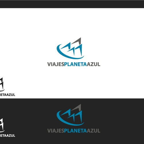 Help VIAJES PLANETA AZUL with a new Logo Design